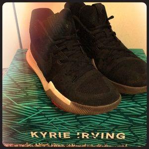 Nike Kyrie 3 Black Ice Translucent